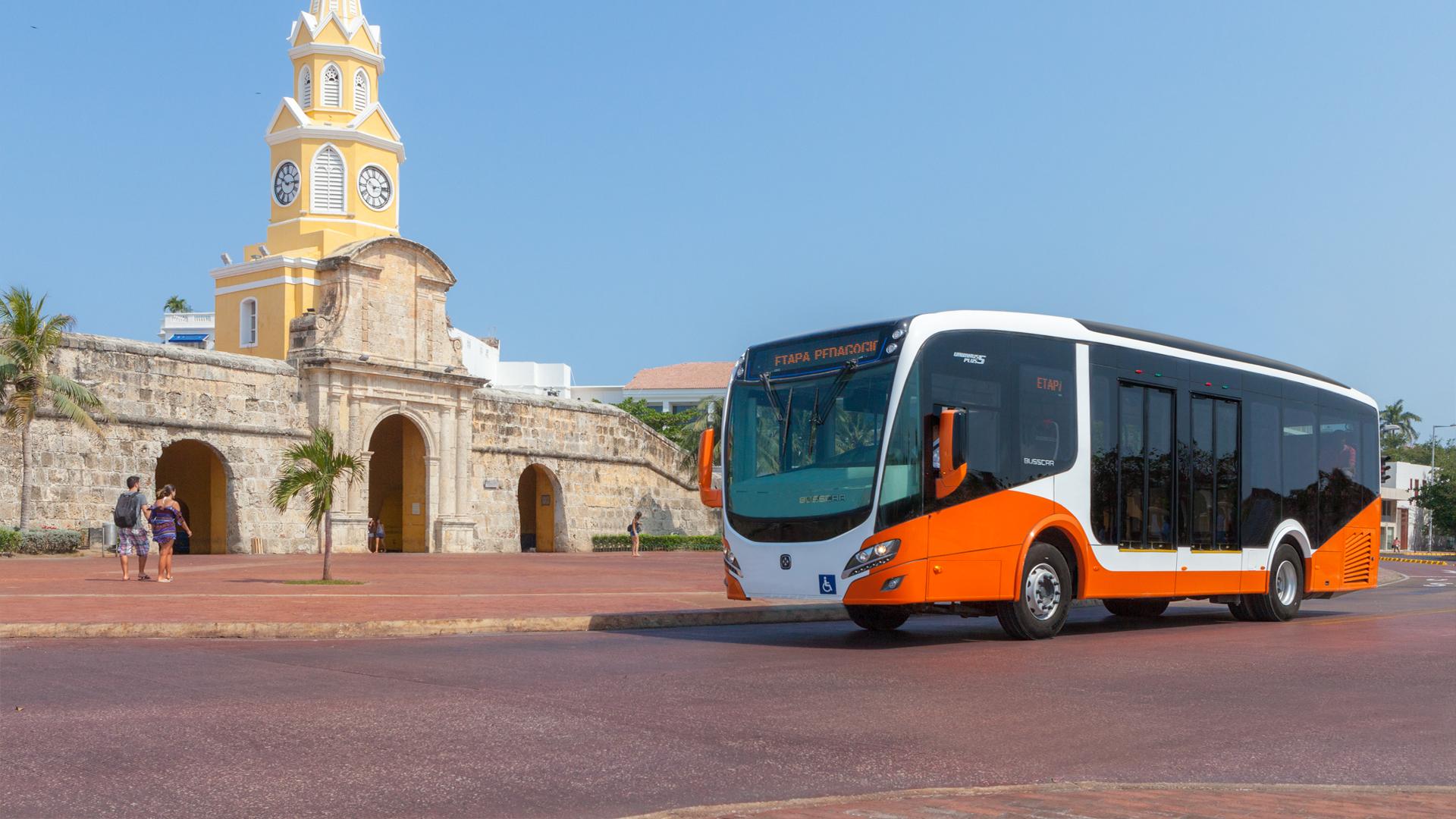 Urbanuss Pluss S5 Buseton