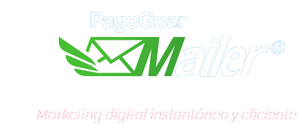 PageGear Mailer - Correo Masivo - Email Marketing