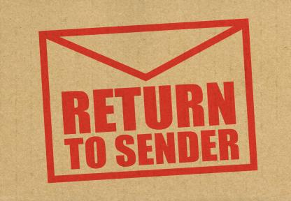 Email rebotado