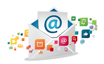 Correo masivo, email marketing...