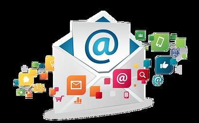 Correo masivo, email marketing...
