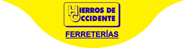 Logo Hierros de Occidente